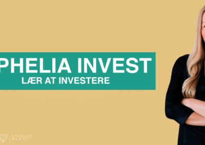 Investering, strategi og porteføljeopbygning